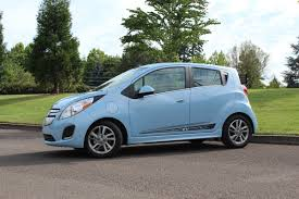 Green Car Reports' Best Car To Buy Nominee: 2014 Chevrolet Spark EV