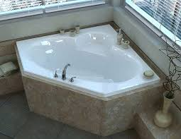 bathtubs center drain bathtub tubs venzi ambra 60 x 60 corner air jetted bathtub with