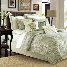 palm tree bedding bedding palms away duvet cover set the palm tree twin comforter set