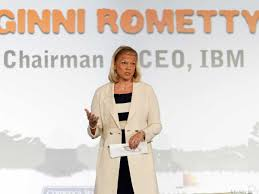 ibm ceo ginni rometty is getting a raise in and could earn ibm s ginni rometty
