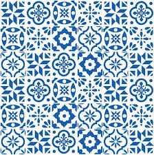 Pattern In Spanish Awesome Spanish Tile Pattern Fabric From Spoonflower By Elizajanecurtis