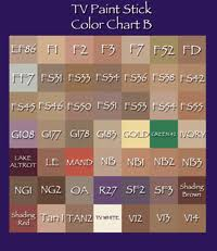 Max Factor Foundation Colour Chart Max Factor Pancake