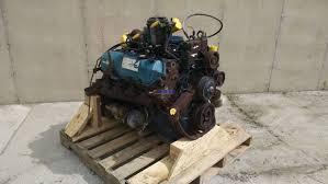 R. F. Engine International IH T444E Engine Complete Good Used ESN ...
