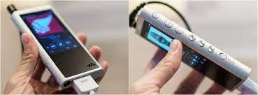 Trên tay máy nghe nhạc Sony NW-ZX300: cầm cứng cáp, êm tay, nghe nhạc DSD,  nhôm nguyên khối