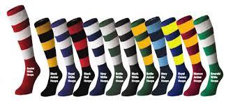 image of euro hoop socks