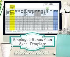 Sales Incentive Plan Template Excel Employee Bonus Cotizarsoat Co