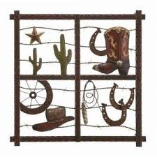 cowboy country square metal wall art decor sculpture on country style metal wall art with cowboy country square metal wall art decor sculpture rickybobby s