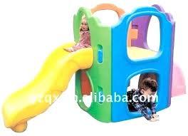 Indoor Slide For Toddlers Happy Castle Plastic Mini Children Buy Slides Outdoor Toddler