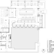 restaurant floor plan with dimensions cafe r d prototype restaurant by loha floor plan