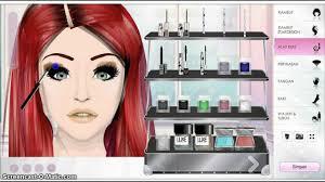 stardoll makeup tutorial anastasiya shpagina