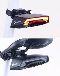 <b>Meilan X5 Smart</b> Rear <b>Bicycle</b> Light <b>Bike</b> Lamp USB Rechargeable ...