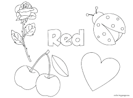 Red Ribbon Color Pages Red Ribbon Week Coloring Pages Fixyariders Club