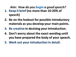 what are some good topics for a minute speech quora prepare for a speech of 10 minutes so that even if some points get skipped you have sufficient material to convey what what you had originally planned