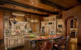 tuscany lighting. Ziemlich Tuscany Kitchen Cabinets Big Hoods Between Facing Classic Hanging Lamp Above Interesting Counter Near Dark Brown Barstools On Wooden Floor Under Lighting