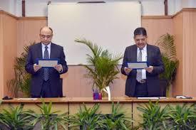 Prof. (Dr.) Pradeep Kumar Joshi takes oath as Chairman, UPSC | India  Education,Education News India,Education News | India Education Diary