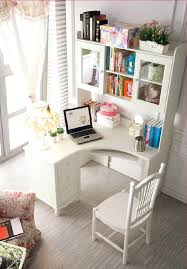 delightful home office desk. Office Desk With Hutch Canada Organizer Philippines Delightful Home Corner Featuring Shaped Top Cleanly White Entire