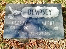 Muriel Dempsey (1925-1988) - Find A Grave Memorial