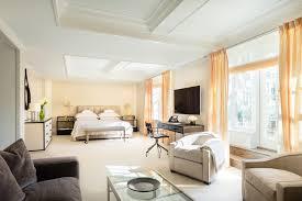 Master Bedroom On Suite Hotel Suites In Manhattan The Mark Hotel Five Bedroom Terrace