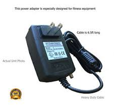 image is loading ac power adapter power supply for bh fitness