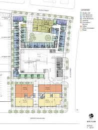 north campus development site plan ground floor
