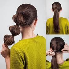 Wie kann man so locken machen haare frauen frisur. 15 Einfache Und Schnelle Frisuren Bravo