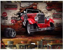 Decor Painting 3D Wall Murals Wallpaper ...