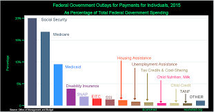 Social Security Disability Benefits Pay Chart Welfare And The Federal Budget Econofact