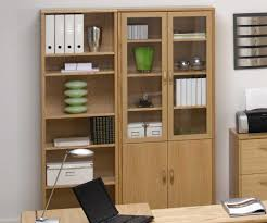 office storage ideas. Home Office Storage Cabinets With Glass Doors Ideas O