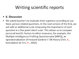 Science Reports Example Magdalene Project Org