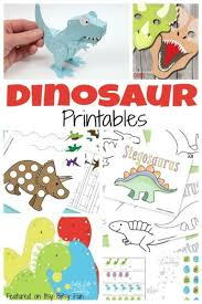 Dinosaur Coloring Pages Easy Peasy Easy And Birthdays