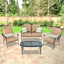 home depot patio table replacement cushion set home depot patio table sets