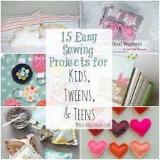 Easy teen sewing projects