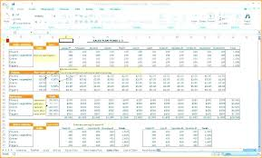 Balance Sheet Projections Simple Financial Projections Template Simple Financial