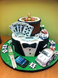 Birthday Cakes For Him Ideas Men S Spider Babyplanet