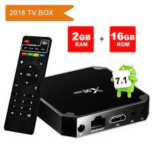 Teamyo Android TV Box 7.1.2, IR Remote | Android tv box, Amazon  electronics, Streaming tv