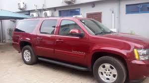 2012 Chevrolet Suburban For Sale. Price 14m Only - Autos - Nigeria