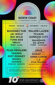 Northerly Island Seating Chart North Coast Music Festival Friday Huntington Bank