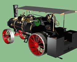 steam engine plans steam traction engine plans