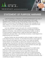 business statement of purpose harvard is not same other sop  statement business 21 sample mba essays application letter sample mba application statement