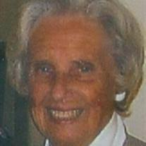 Mrs. Luella S. Barnett Obituary - Visitation & Funeral Information