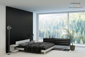 Painting Your Bedroom Bedroom Painting Feature Wall Bedroom Combined With Black To