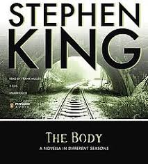 the body 2009 edition jpg 2009 audiobook edition cover author stephen king