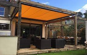 patio awnings stylish retractable