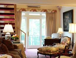 Country Star Living Room Curtains