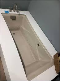 undermount cast iron bubblemassage tub