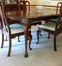 pennsylvania house dining room furniture cherry house cherry queen dining room table and chairs pennsylvania house