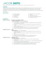Resume For A Customer Service Representative Customer Service Manager Combination Call Center Resume