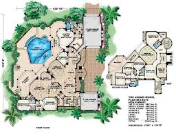 7 Bedroom House Plans 7 Bedroom House Floor Plans  House Design Large House Plans