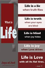 What Is Life Joys Of Joel Awesome Rhyming Life Quotes