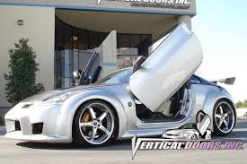 350z Lug Pattern Inspiration Nissan 48Z VDI Vertical Lambo Door Hinge Kit Direct Bolt On
